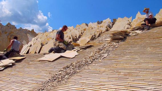 Jurahäuser: Beachtung für ein schwindendes Erbe