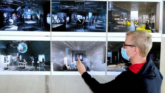 Nürnbergs Zukunftsmuseum zeigt, wie Überwachung funktioniert