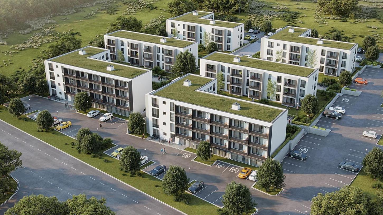 So soll das Grundstück im Jahr 2023 aussehen...