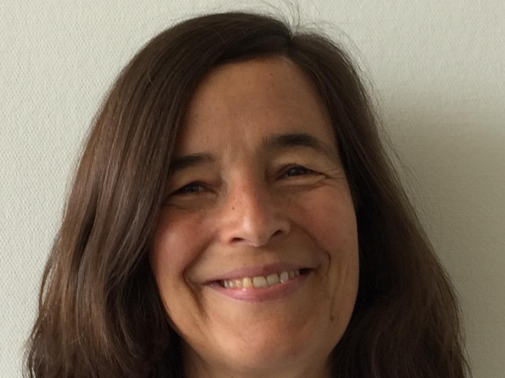 MOTIV: Nürnberg, Ulrike Goeken-Haidl, Pressesprecherin vom Service Öffentlicher Raum (SÖR) Nürnberg, Portrait..FOTO: SÖR, keine weiteren Angaben, 02/2019