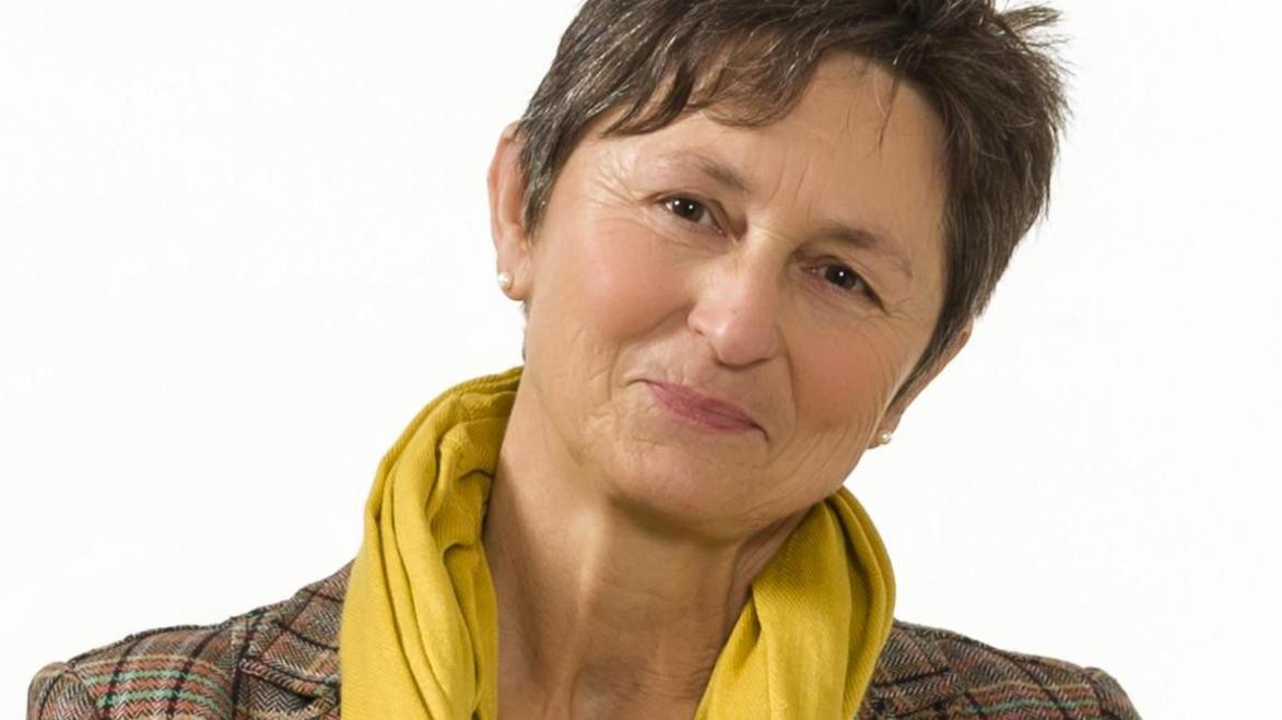 Die Plecherin Renate Pickelmann wird 70.