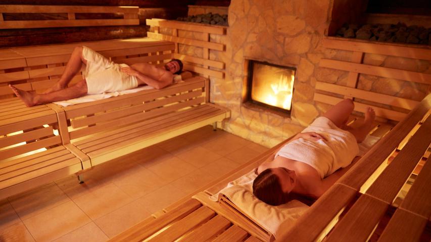 Königsbad Sauna Foto: privat/Von: