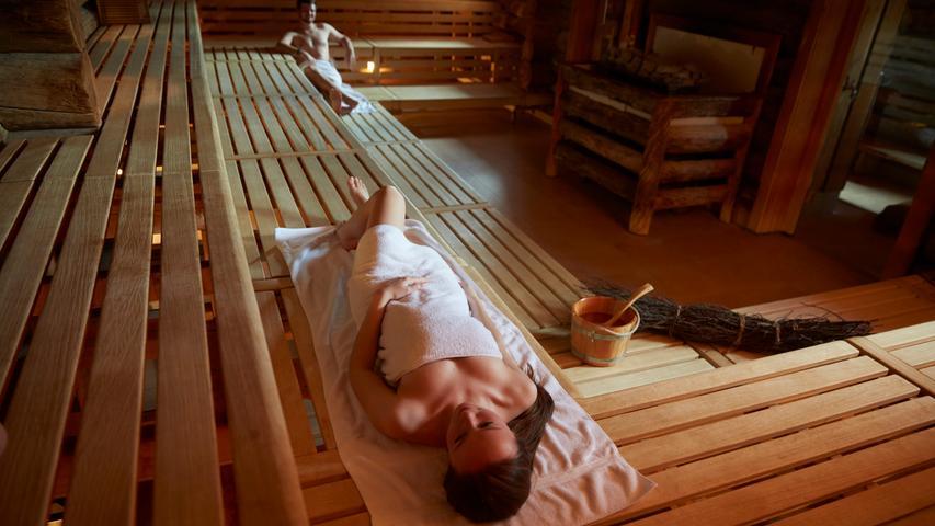 Königsbad Sauna Forchheim; Foto: privat/Von: