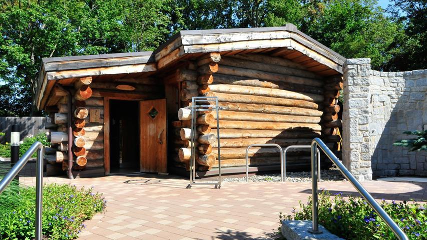 Motiv:Forchheim_Sauna_..Königsbad..Sauna wird überholt..Foto:Roland Huber..16 08 2016