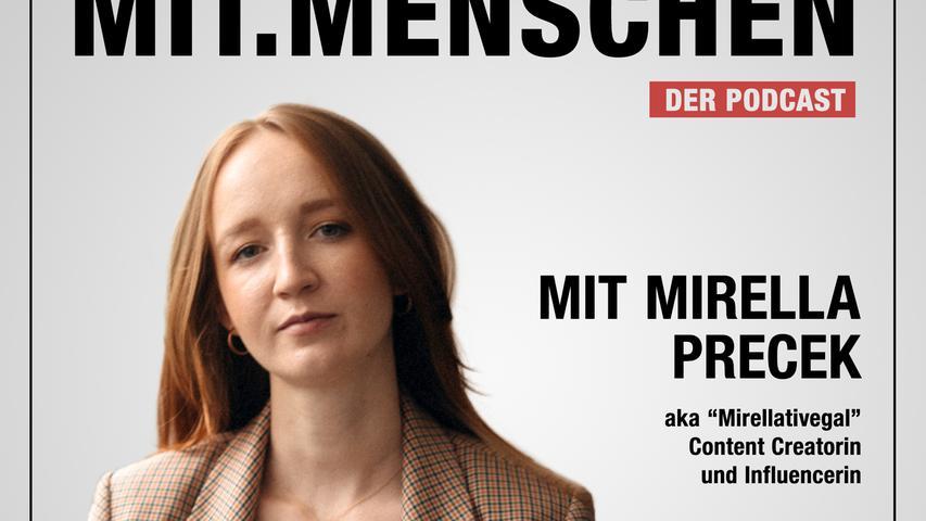 Mit.Menschen: Mirella Precek, zwischen Muttersein und Social-Media