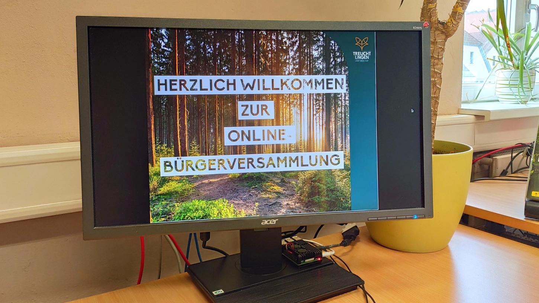 Zum ersten Mal in der Geschichte der Altmühlstadt findet am Abend für Gründonnerstag eine Bürgerversammlung im Online-Format statt.