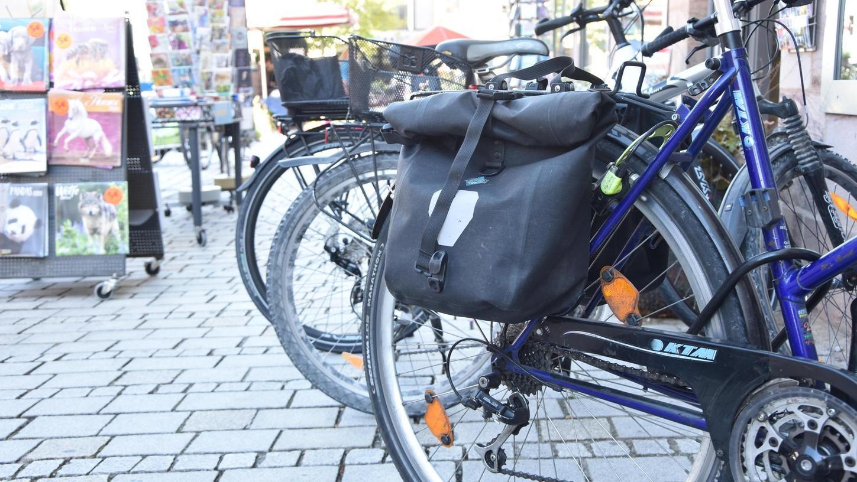 Fahrradfreundlich? Der ADFC befragte für den Fahrradklimatest gut 100 Radlerinnen und Radler, für wie fahrradfreundlich sie die Straßen und Wege in der Stadt Roth halten.