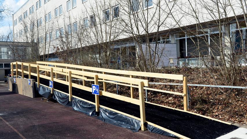 MOTIV: Neue Impfstraße- Forchheim Impfzentrum..RESSORT: Lokales Forchheim..FOTO: Anestis Aslanidis..ABRECHNUNG: Pauschale