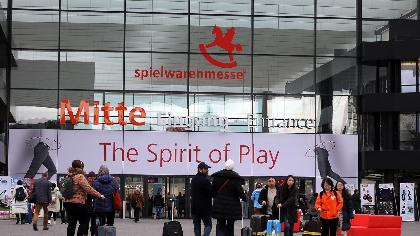 2021 wird es keine Spielwarenmesse in Nürnberg geben. Der Fokus liegt nun auf dem Termin im Februar 2022.