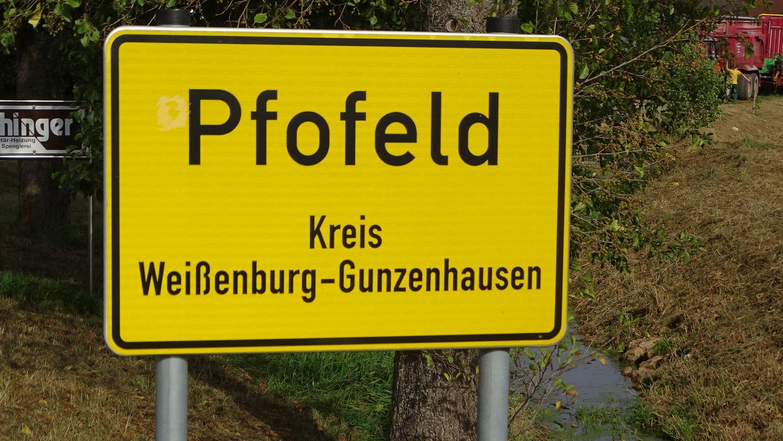 In der Gemeinde Pfofeld wird im Mai über das Center-Parcs-Projekt abgestimmt.