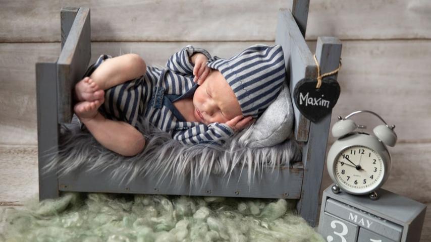 Süße Babys: Das sind Forchheims Neugeborene