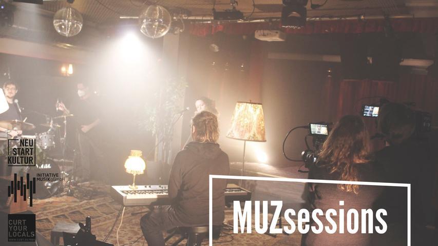 MuzSessions auf YouTube