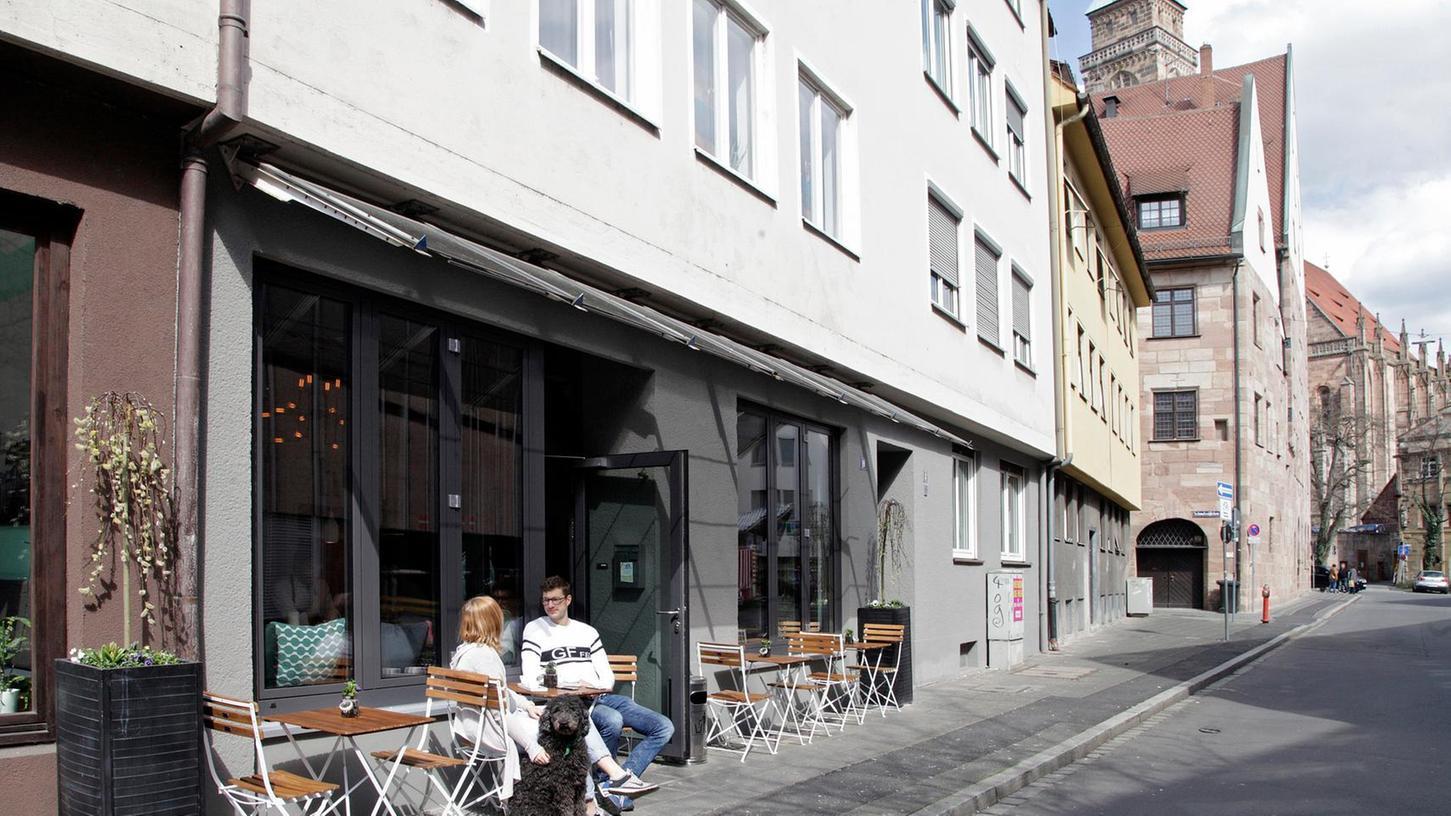 Einzimmer Küche Bar, Nürnberg