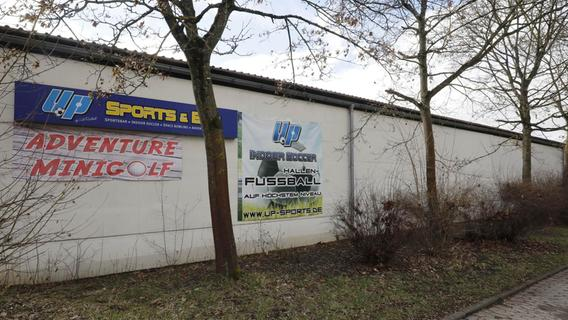 Forchheimer Soccerhalle wird neue Kulturstätte