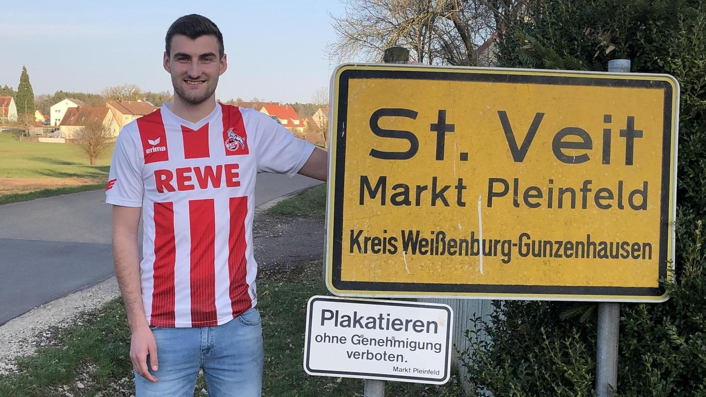 Ein 1. FC Köln-Fan aus Franken: Marco Böhm ist Anhänger des rheinischen Bundesligisten und spielt selbst aktiv bei der SG Ramsberg/St. Veit Fußball. Seit Kurzem ist er im Profizirkus dabei und liefert in der Spielanalyse zahlreiche Fakten und Daten.