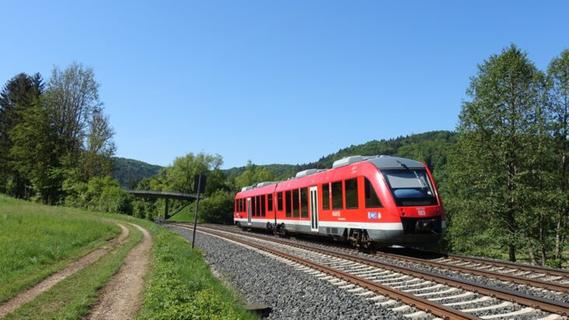 Keine Tunnellösung: Bestandsstrecke der Pegnitztalbahn soll ausgebaut werden