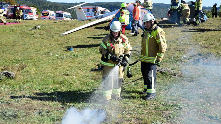 Corona-Jahr 2020: Weniger Einsätze für die Feuerwehren im Landkreis Forchheim