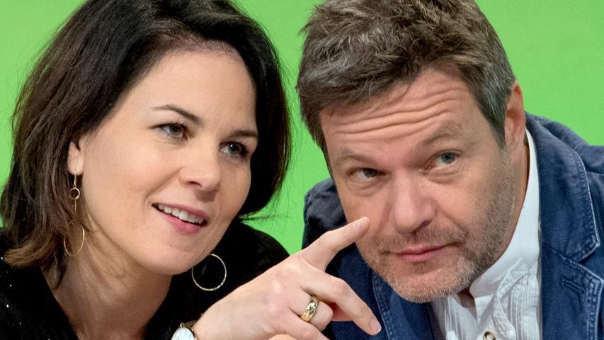 Seit dem 27. Januar 2018 ist sie, gemeinsam mit Robert Habeck, Bundesvorsitzende der Grünen.
