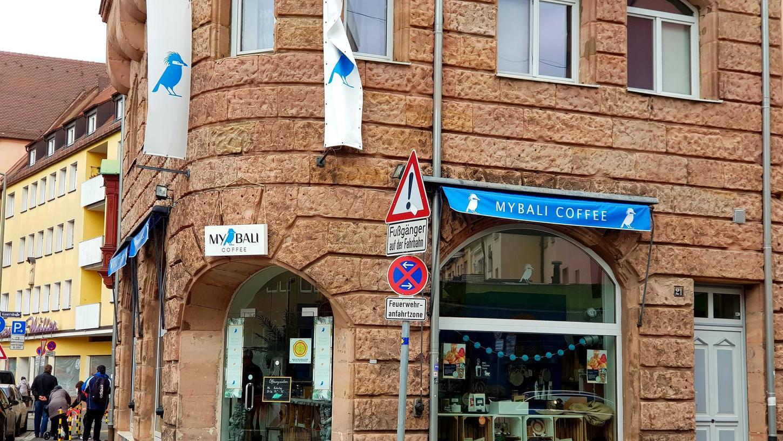 MyBali Coffee, Nürnberg