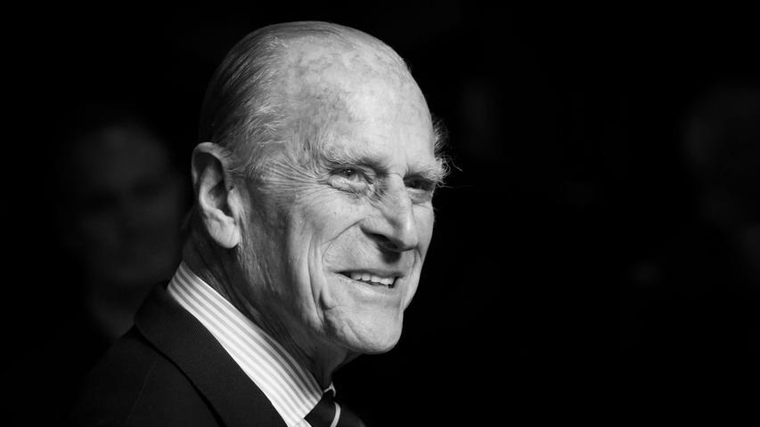 Der Ehemann der britischen Königin Elizabeth II. ist tot. Wie der Buckingham-Palace mitteilte, ist Prinz Philip im Alter von 99 Jahren friedlich im Schloss Windsor gestorben.