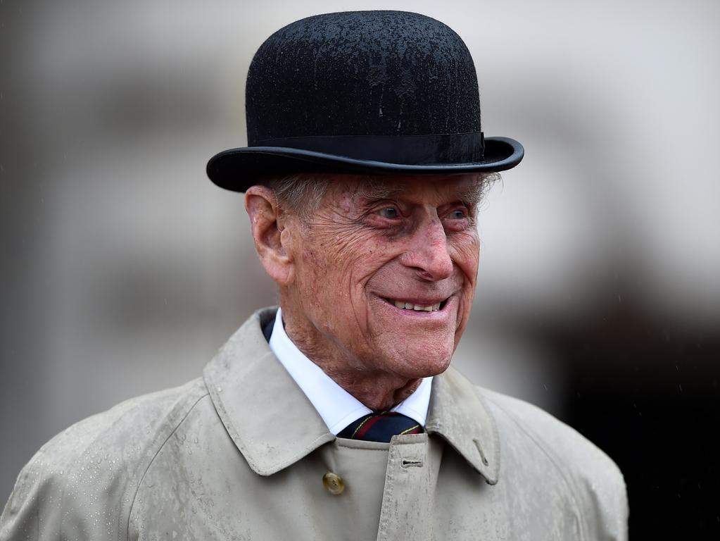 ARCHIV - 02.08.2017, Großbritannien, London: Der britische Prinz Philip, Herzog von Edinburgh, nimmt bei seinem letzten öffentlichen Auftritt in der Rolle als Generalkapitän an einer Parade teil. Der Ehemann der britischen Königin Elizabeth II. ist im Alter von 99 Jahren gestorben. Das teilte der Buckingham-Palast am 09.04.2021 in London mit. Foto: Hannah Mckay/PA Wire/dpa +++ dpa-Bildfunk +++