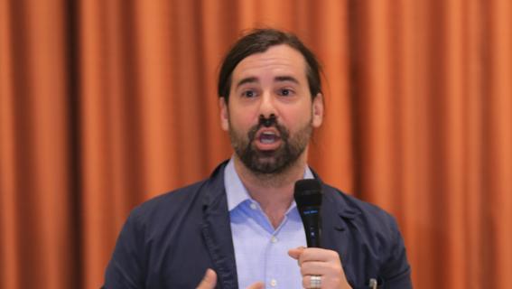 Vom Bundestag in den Landtag: Der Forchheimer Sebastian Körber vertritt die FDP als stellvertretender Fraktionsvorsitzende im Bayerischen Landtag.