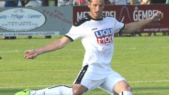 Lucas Schraufstetter geht überraschend zum FC Pipinsried