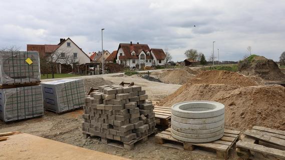 Großenseebach: Wohnraum für junge Familien