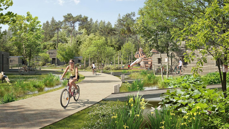 Landrat Manuel Westphal hebt den Nachhaltigkeitsgedanken hervor, mit dem Center Parcs den geplanten Ferienpark am Brombachsee konzipiert. Aus seiner Sicht birgt eine Realisierung des Vorhabens einige Chancen, die es zu prüfen gilt.