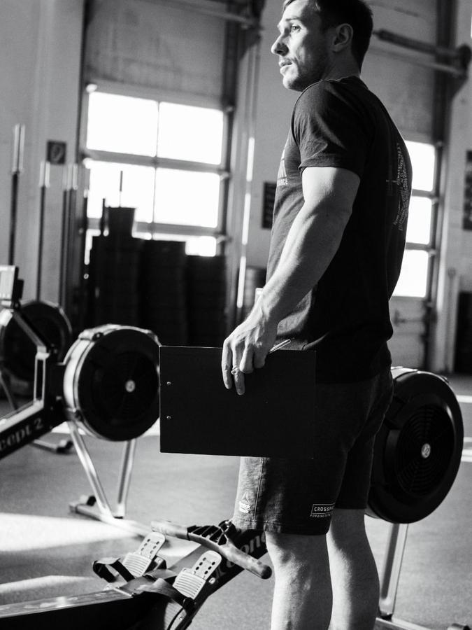 Sebastian Fischer ist 2021 der fitteste Erlanger - geht man nach der Sportart Crossfit.
