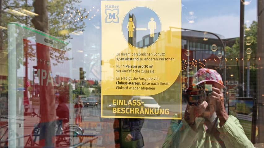 Auch ausgedehnte Spaziergänge tun der Gesundheit gut. Karin Günther aus Erlangen hat dabei ihre Kamera immer dabei. Zu diesem Bild schreibt sie: