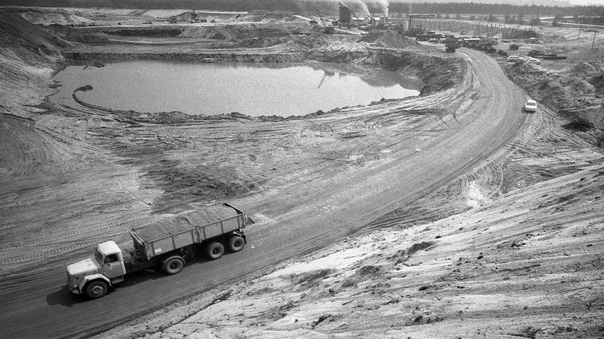 Der Birkensee: Von der Sandgrube zum Naherholungsgebiet
