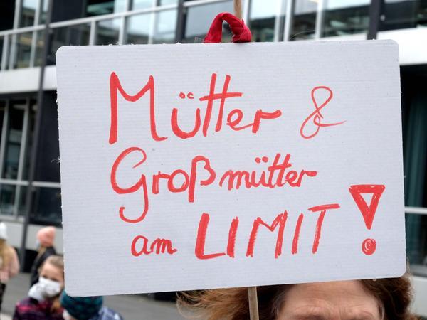 Am Limit: Vieleleiden unter der derzeitigen Situation und verknüpfen damit ganz unterschiedliche Forderungen.