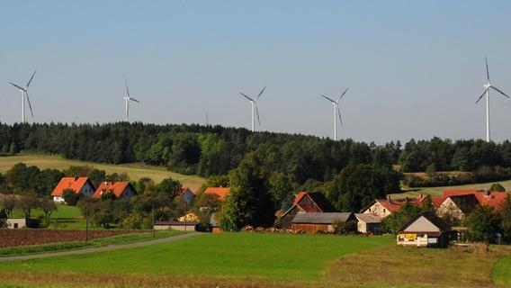 Windpark bei Eggolsheim: Grüne verwundert über Planungsstopp