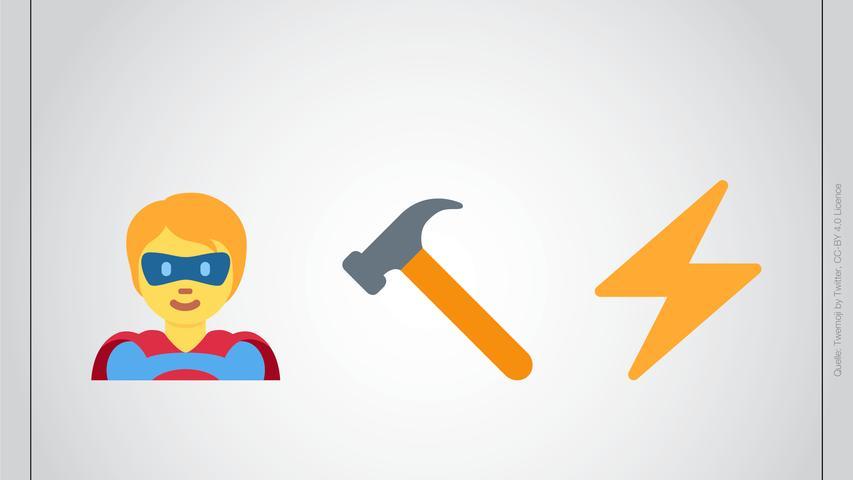 Filmquiz - Teil III: Welche Kultfilme verbergen sich hinter diesen Emojis?