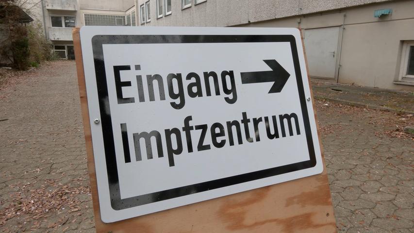 1400 Termine vergeben: Andrang bei Sonderimpftagen in Forchheim