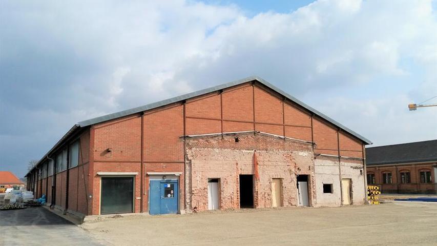 Sanierung der ehemaligen Posthalle: Bamberger Kultur bekommt neues Zuhause