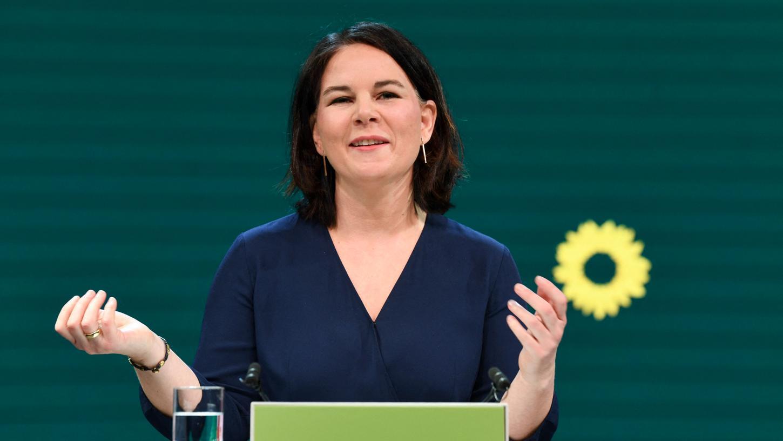 Annalena Baerbock hat sich durchgesetzt und geht für die Grünen ins Rennen um das Kanzleramt.