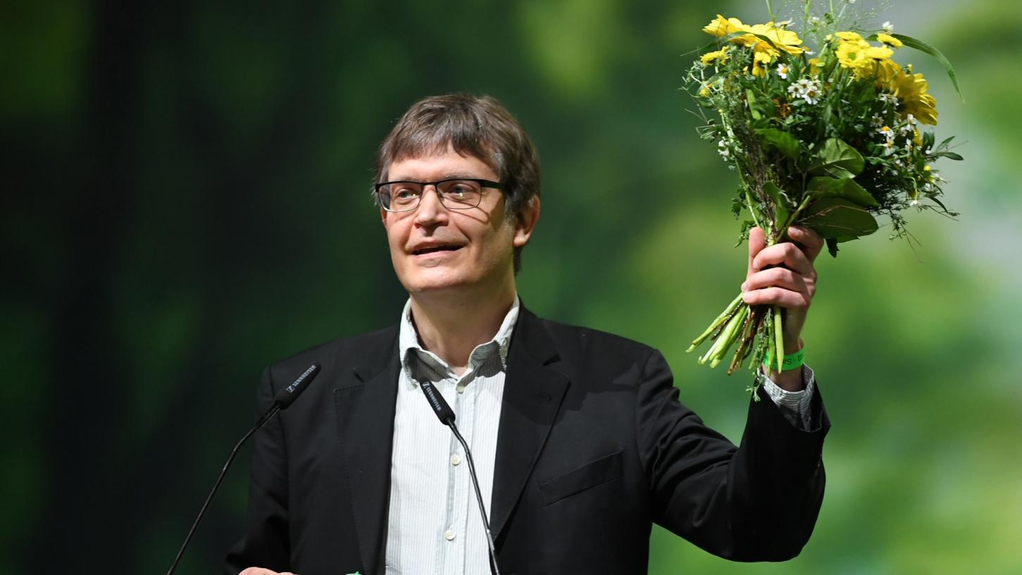 Noch war es in Augsburg erst die Nominierung. Doch der Einzug in den nächsten Bundestag ist Sascha Müller, dem Landesschatzmeister der Grünen, dank seines ausgezeichneten Listenplatzes so gut wie sicher.