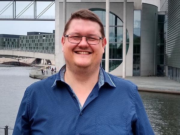 Felix Erbe (Bündnis 90/Die Grünen), 34 Jahre, Hilpoltstein.