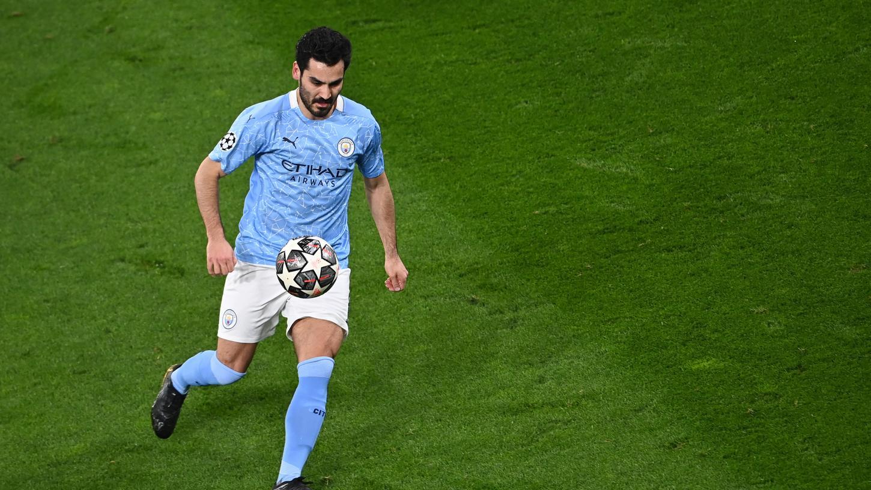 Ilkay Gündogan, dessen Klub Manchester City gemeinsam mit elf weiteren Vereinen eine Super League gründen möchte, könnte von dem Spielerbann betroffen sein.