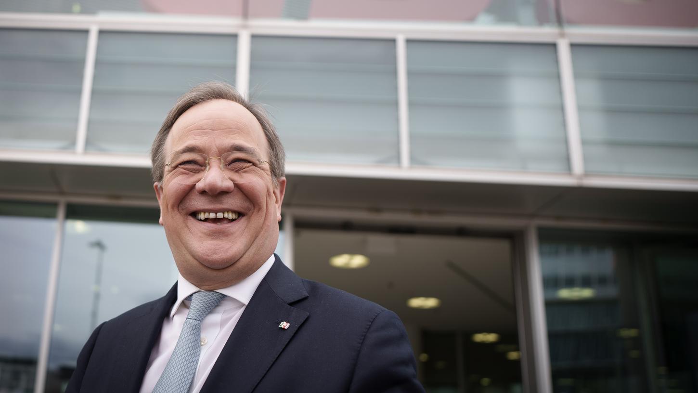 Der CDU-Vorstand sprach sich für Armin Laschet aus.