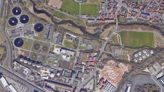 Schwerer Betriebsunfall im Nürnberger Klärwerk: 53-Jähriger stirbt