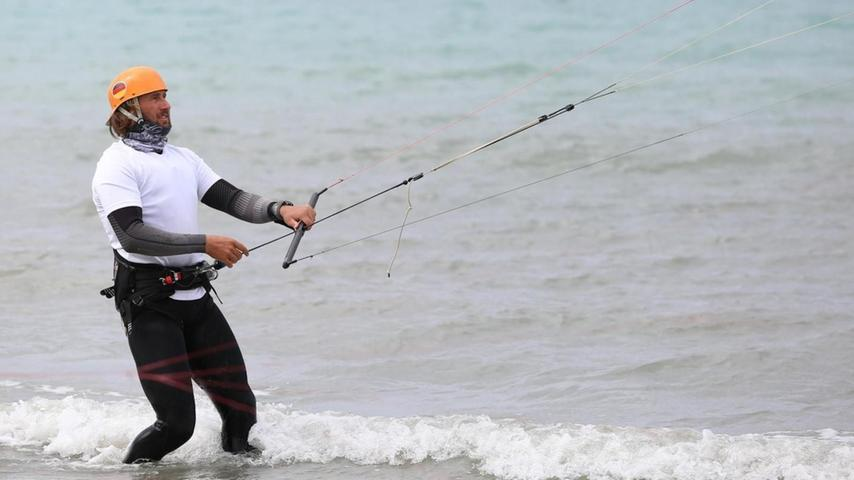 Kitesurfen in Corona-Zeiten: Testen, Testen, Testen