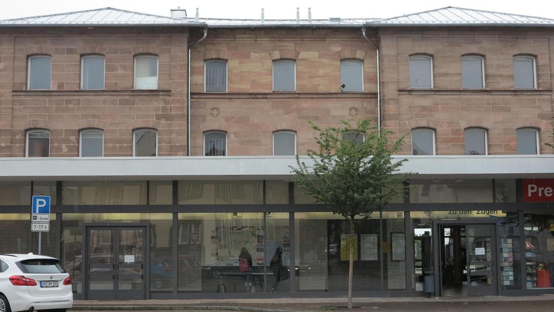 Wie kann der Gunzenhäuser Bahnhof in ein Mobilitätszentrum umgewandelt werden? Dazu sucht die Stadt nun im Rahmen eines Wettbewerbs die besten Vorschläge.