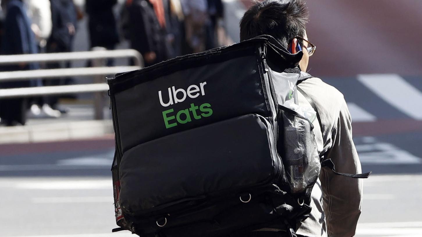 Den Lieferdienst Uber Eats soll es bald auch in München und Frankfurt geben.