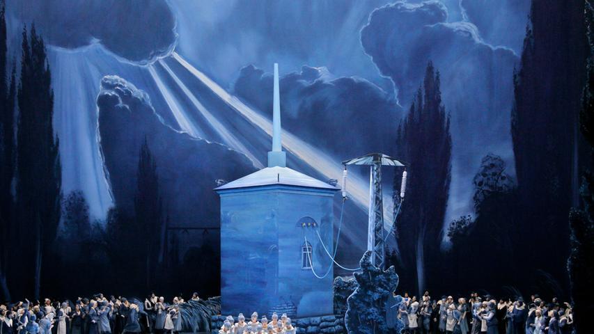 Fällt 2021 dem Corona-Spielplan der Bayreuther Festspiele zum Opfer: Der