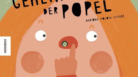 """Über """"Das geheime Leben der Popel"""" erzählt das charmante Kinderbuch von Mariona Tolosa Sisteré, erschieken im Knesebeck Verlag."""