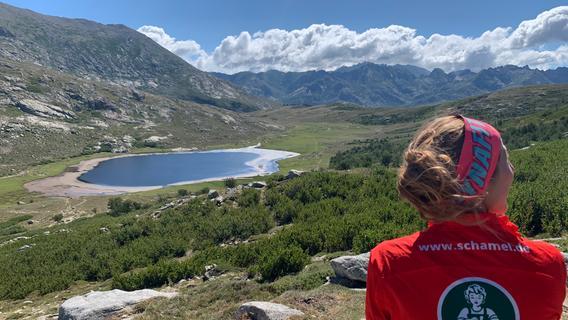 Krankenhaus statt Alpe-Adria-Trail: Anni Johann im Pech