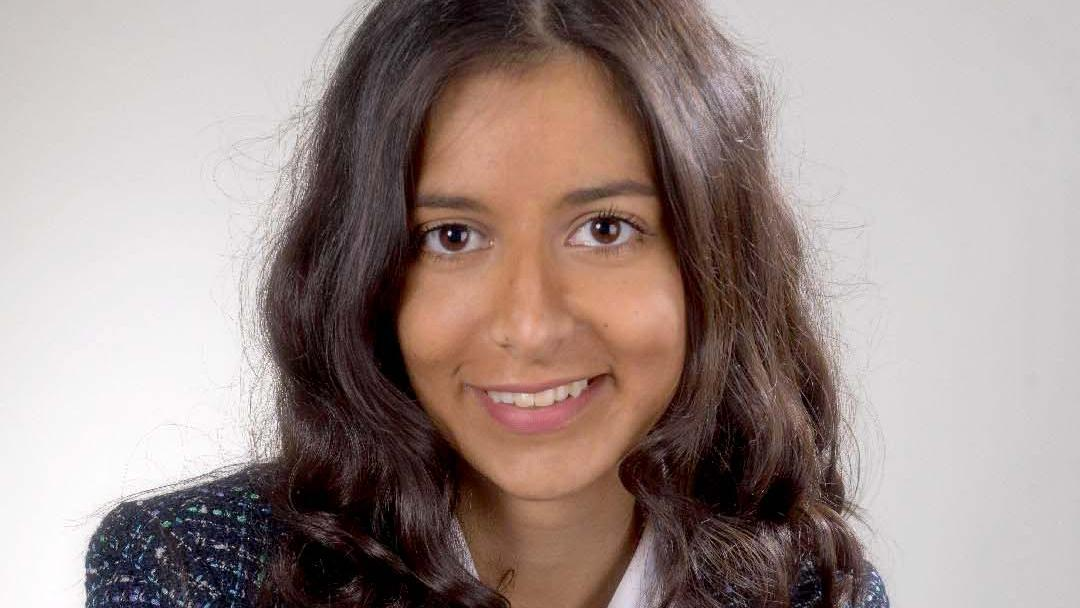 Daisy Miranda kandidiert für den Bundestag.